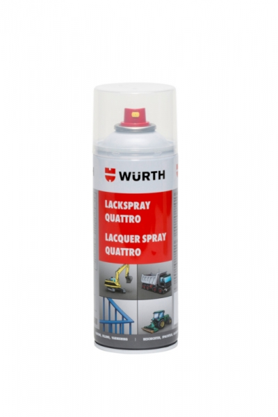 Spraylack 400 ML Würth